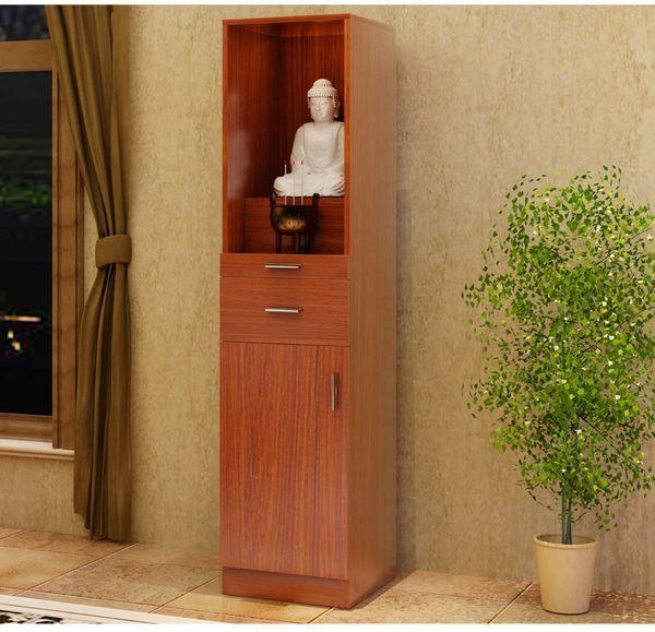 雙11購划算-神龕佛桌美容院佛櫃立櫃現代簡約家用經濟型省空間觀音台觀音組裝XW
