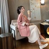 西裝外套女年春秋季韓版新款休閒英倫風氣質網紅小西服女上衣 雙十二全館免運