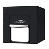 攝影棚-LED小型攝影棚40cm 拍照柔光箱拍攝道具迷你簡易燈箱珠寶拍攝 新年禮物YYJ
