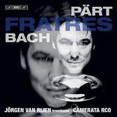 【停看聽音響唱片】【SACD】兄弟(佩爾特到巴哈最佳拍檔) 尤根范雷彥 指揮/長號