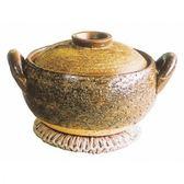fujidinos-《長谷園伊賀燒》日式風味燉煮鍋(2-3人份)