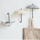 掛鉤 創意可愛墻上強力粘鉤宿舍女粘膠毛巾雨傘掛鉤置物架免打孔家用