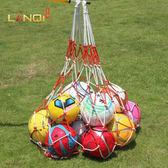 大號球兜加粗排球足球籃球網袋 裝球網兜大球袋可裝15球