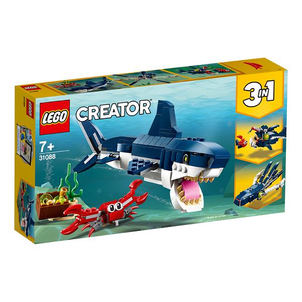 LEGO樂高 創意百變系列 31088 深海生物 積木 玩具