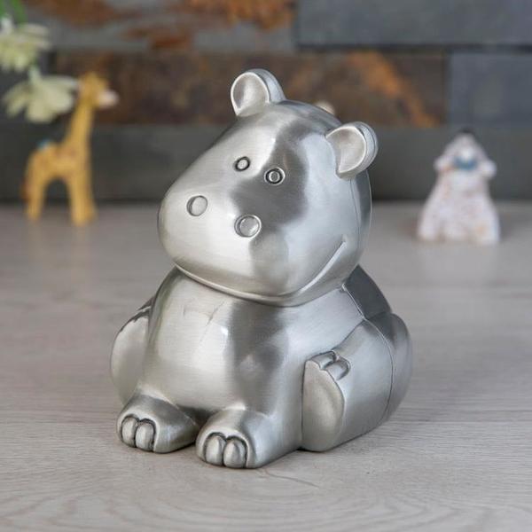 河馬存錢罐可愛韓國兒童創意男孩女孩成人創意動物生日禮物儲蓄罐