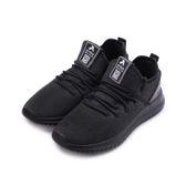 ARRIBA 飛織運動襪套鞋 黑 22-546 女鞋 鞋全家福