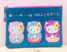【震撼精品百貨】Hello Kitty 凱蒂貓~Hello Kitty日本SANRIO三麗鷗KITTY化妝包/筆袋-俄羅斯娃娃*11579