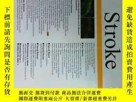 二手書博民逛書店Stroke(journal)罕見2013 01卒中中風醫學學術