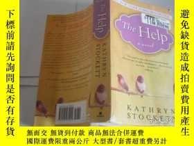 二手書博民逛書店the罕見Help KATHRYN STOCKETTY20588
