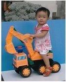 麗嬰兒童玩具館~騎乘大型挖土機/怪手機/火車.可當學步車.破盤價