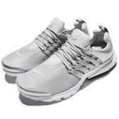 【六折特賣】Nike 魚骨鞋 Air Presto Premium 銀 灰 白底 休閒慢跑鞋 運動鞋 男鞋【PUMP306】 848141-001