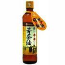 綠色生活 冷壓苦茶油 380ml/瓶