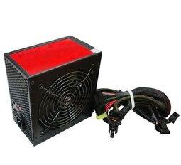 新竹【超人3C】黑武士 500W 電源供應器-裸裝 雙磁環;低功耗 KT#PWYAATX326-4