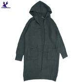 【秋冬新品】American Bluedeer - 藍鹿連帽針織外套(魅力價) 秋冬新款