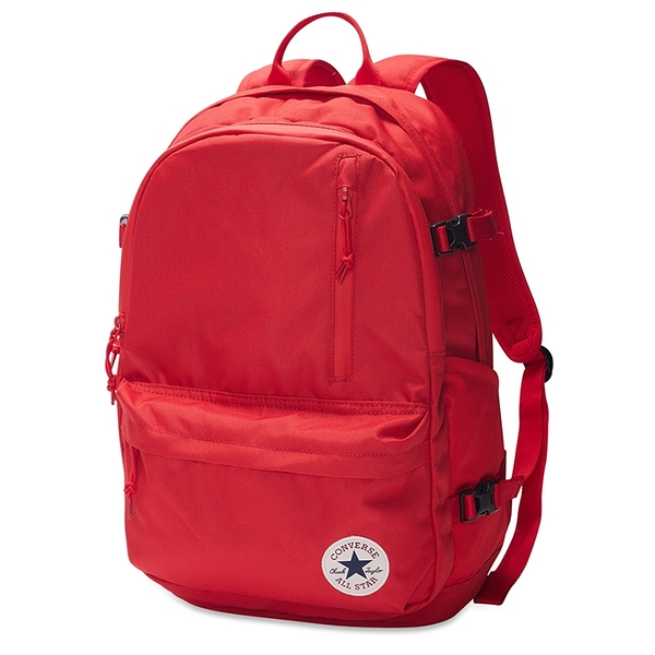 Converse Straight Edeg Backpack 紅 運動 休閒 後背包 10020524-A02