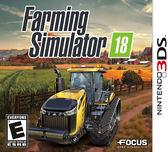 3DS 百萬農青大作戰 18(美版代購)