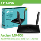 【免運費】TP-LINK  Archer MR400 V3 AC1900 雙頻 4G LTE 無線路由器
