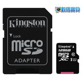 【免運費】 KingSton 金士頓 microSDXC 128GB Class 10 UHS-I (80MB/s,Canvas Select SDCS/128GB) 128g microsdhc