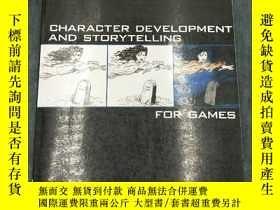 二手書博民逛書店Character罕見Development and Story