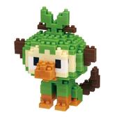 《 Nano Block 迷你積木 》【 神奇寶貝系列 】NBPM_059 敲音猴╭★ JOYBUS玩具百貨