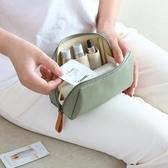 化妝袋隨身小化妝包少女心小方包迷你小號便攜韓國簡約口紅收納包