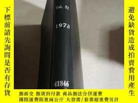 二手書博民逛書店FUEL.Vol.52罕見1973(燃料 )(英語)Y20039
