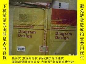 二手書博民逛書店Diagram罕見Design 圖表設計Y261116