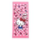 【Sanrio三麗鷗】凱蒂貓甜點毛巾 1...