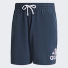 Adidas M Sp 2 Sho [GK9629] 男 短褲 運動 健身 訓練 休閒 舒適 透氣 口袋 藍