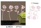 大款JM-8244第三代可移動式DIY藝術裝飾無痕壁貼/牆貼/防水貼紙