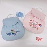 小童書包 出日本寶寶小童女寶男寶早教幼稚園棉質雙肩背包書包旅游便攜輕包 3色