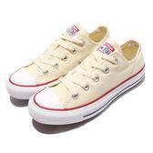 Converse Chuck Taylor All Star 米黃色 鵝黃 基本款 帆布鞋 休閒鞋 男鞋 女鞋【PUMP306】 M9165C