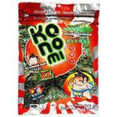 泰國【Konomi】相撲手超大烤海苔片-辣味 48g