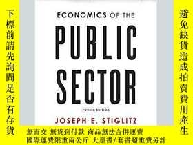 二手書博民逛書店罕見Economics of the Public Sector