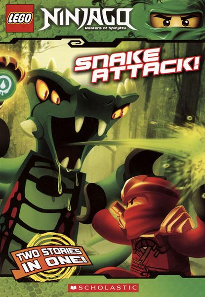 LEGO NINJAGO (樂高旋風忍者): SNAKE ATTACK