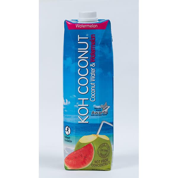 酷椰嶼椰子西瓜汁1L
