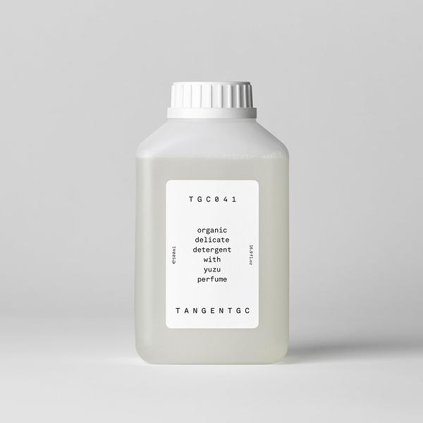 TangenTGC Delicate Detergent TGC041 500ml《細心》瑞典衣物清潔系列 柚子香味 精緻衣物洗衣精
