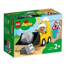 樂高積木 LEGO《 LT10930 》Duplo 得寶系列 - 推土機 / JOYBUS玩具百貨