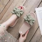 拖鞋女士2021年夏季新款時尚外穿百搭厚底外出網紅涼拖鞋ins潮鞋新品
