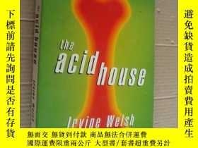 二手書博民逛書店The罕見Acid HouseY85718 Irvine Wel