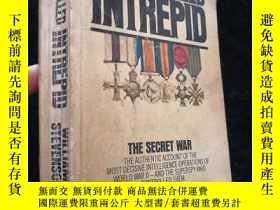 二手書博民逛書店A罕見Man Called Intrepid :The Secr