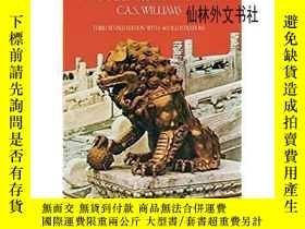 二手書博民逛書店【罕見】1976年出版3版 Outlines of Chines