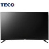 【南紡購物中心】TECO 東元 TL49K1TRE 49吋 FHD液晶顯示器+視訊盒