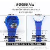 杰特亨女手錶帶17mm19mm表帶男配件代用斯沃琪Swatch針扣硅膠表帶   圖拉斯3C百貨