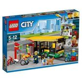 LEGO 樂高City Town Bus Station 60154 337 Piece