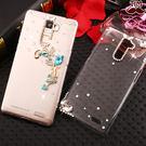 三星 S9 S8 Note9 Note8 A8 A6+ J2 Pro 7Prime J8 J4 J6 閃亮奢華多圖 水鑽殼 手機殼 手工貼鑽