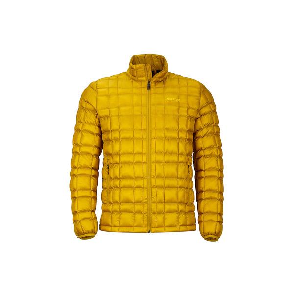 [Marmot] (男) Featherless Jacket TL纖維保暖外套 棕梠黃 (M81280-9734)
