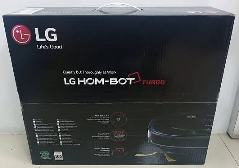 LG  單眼   變頻清潔機器人  VR66413LVM  宅配免運費