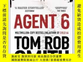 二手書博民逛書店Rob罕見Smith: Agent six 羅布·史密斯:6號特