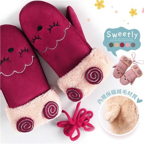 兒童配件(二)~冬季兒童包指圖案保暖手套(P11761)★水娃娃時尚童裝★